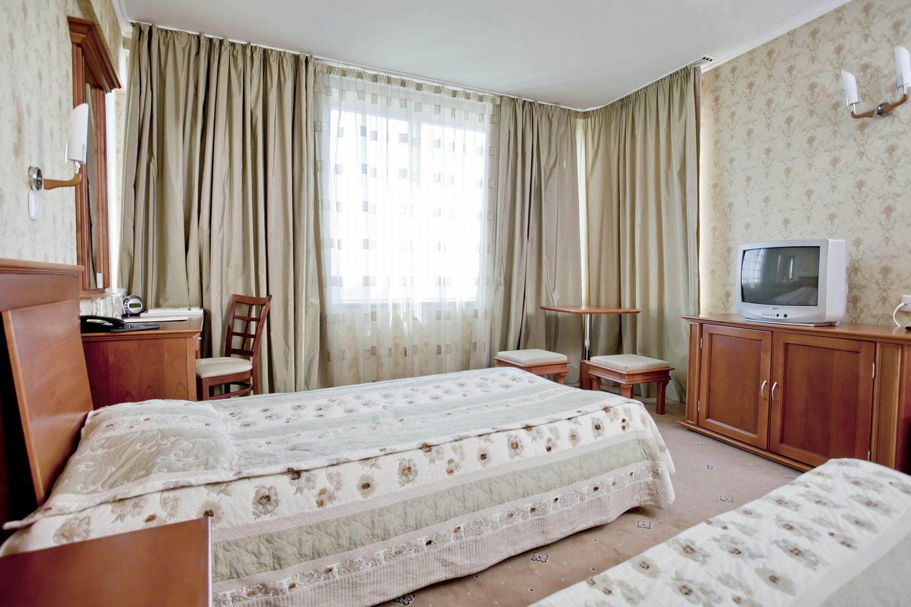 Настаняване двойна стая Мираж Бургас