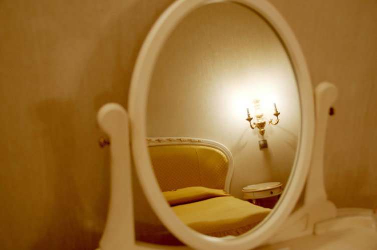 Mirage Hotel Apartament Details