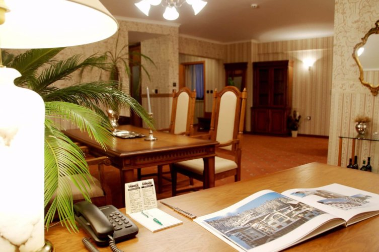 Хотел Мираж ВИП апартамент