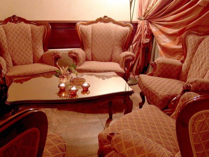 Lobby Burgas Hotel