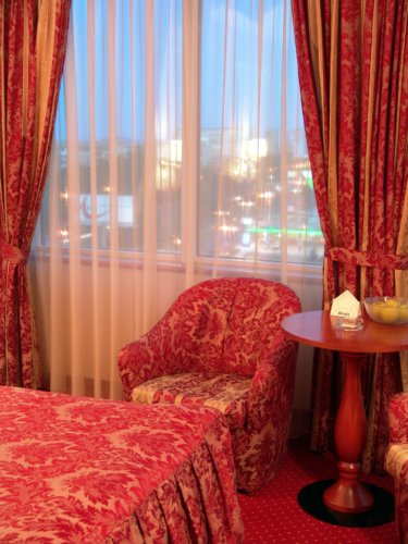 Mirage Hotel Burgas Vip Room